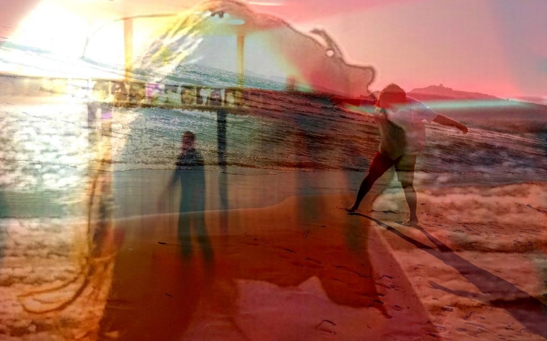 Initiation, ein Ausdruckstanz – Lebenslust: Bewegte Meditationen