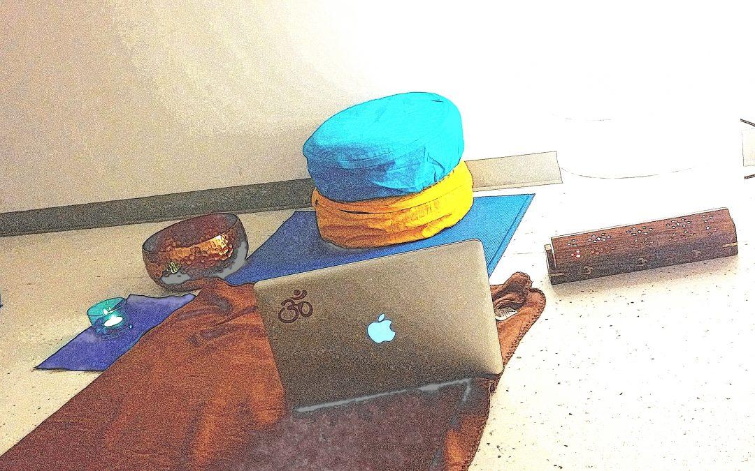 Online Meditation Tonglen – mit Wolfgang Lugmayr