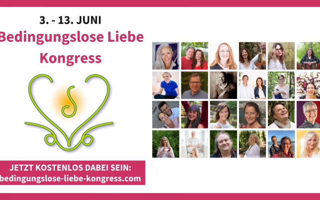 Bedingungslose Liebe – Online-Kongress mit Wolfgang Lugmayr